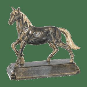 Häststatyett